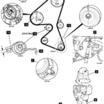 How-to-Replace-timing-belt-on-Citroen-Berlingo-B9-1.6-HDI
